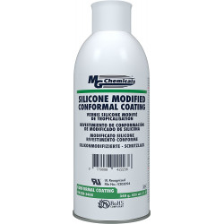 CONFORMAL COATING - SILICONE - WITH UV INDICATOR