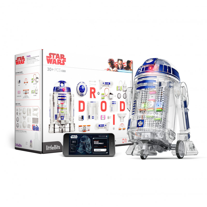LITTLE BITS, DROID INVENTOR KIT