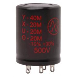 ELECTROLYTIC CAP JJ 500V...