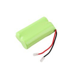 BATTERY, CORDLESS PHONE, NiMH, 2.4V 1800mAh AAX2 UNIV. CON