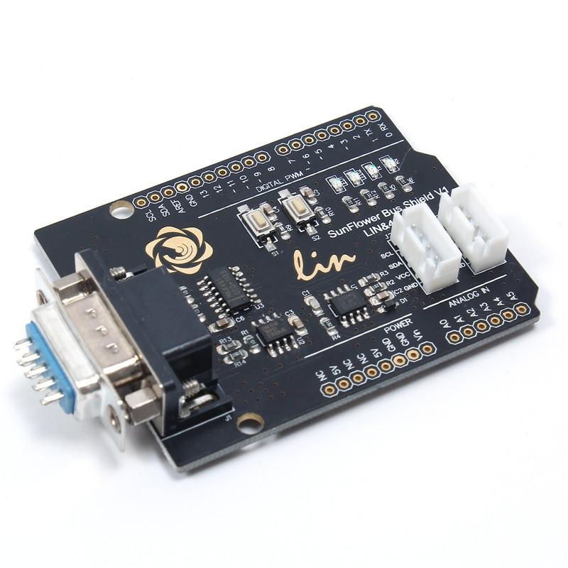 Arduino Rs422 Rs485 Lin Bus I2c Uart Shield