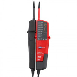 UNI-T VOLTAGE AND COUNTINUITY TESTER UT18A