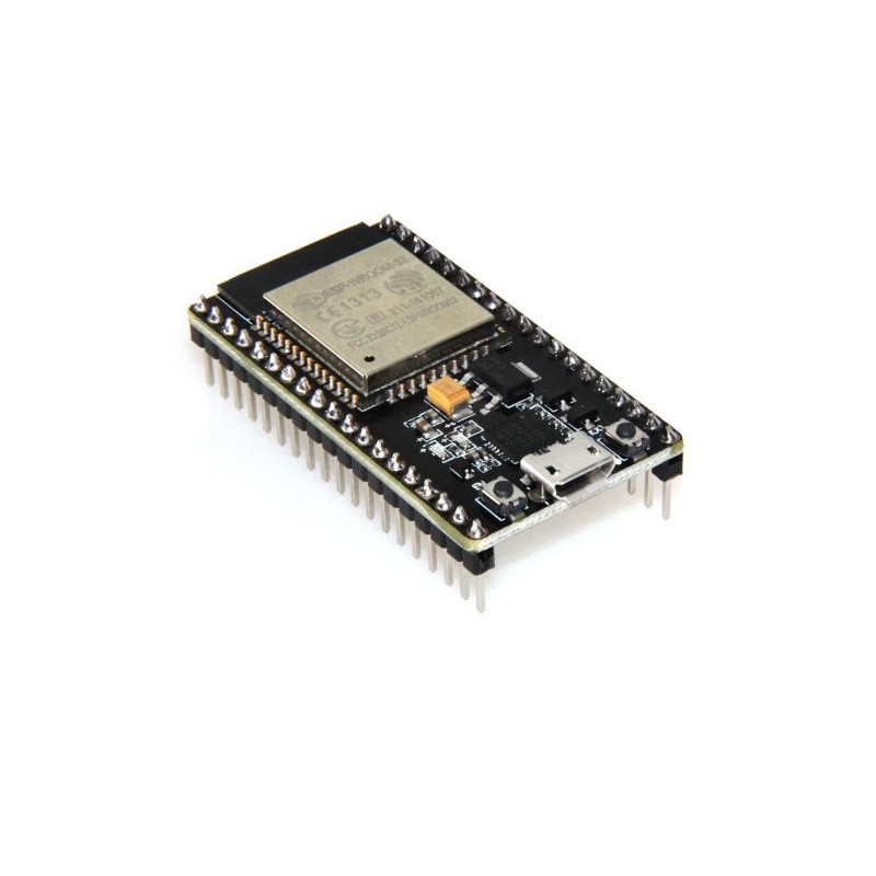 ESP32, WIFI AND BLUETOOTH MODULE, /W MICRO USB POWER