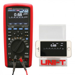 UNI-T UT181A TRUE RMS DATALOGGING DIGITAL MULTIMETER