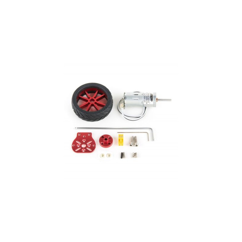 DC MOTOR WITH RIM SET KIT