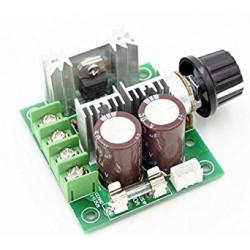 PWM DC MOTOR DRIVER SPEED CONTROLLER 12V-40V 10A