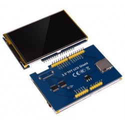 "ARDUINO 3.5"" TFT LCD TOUCH SHIELD"