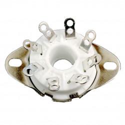 TUBE SOCKET (CHASSIS) 8-PIN