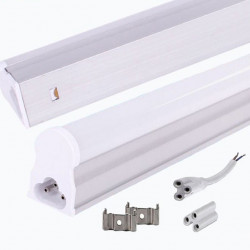 LED FLUORESCENT LIGHT TUBE T5 1.2M 6000K, 3 PRONGS CONNECT