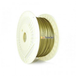 3D FILAMENT PLA 1.75MM 1KG METALLIC GOLD BOTFEEDER