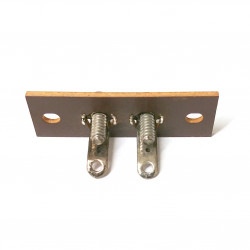 TERMINAL LUGS 2 POSITION TURRET BOARD