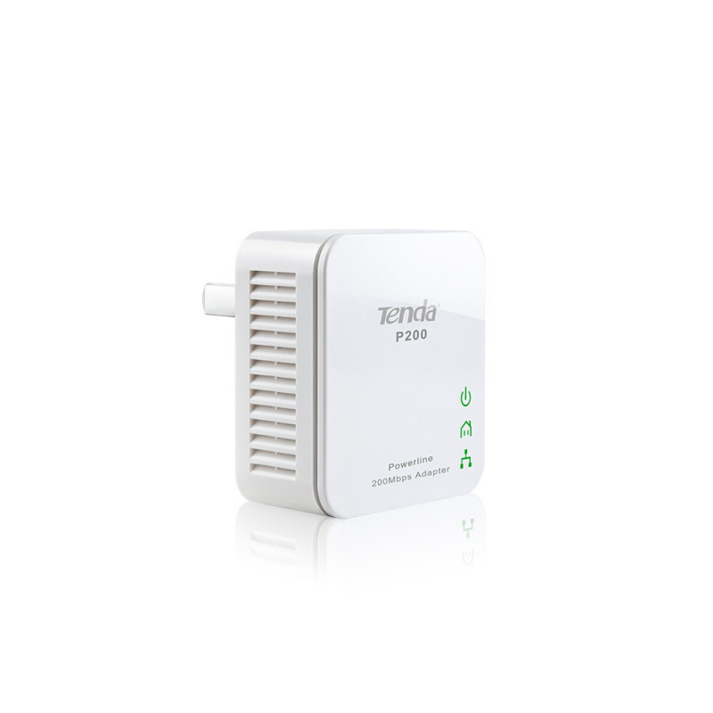TENDA ETHERNET OF POWER 200MBPS MINI ADAPTOR