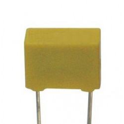 METALLIZED POLYESTER CAP 63V 0.47UF 5PCS