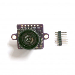 ULTRASONIC RANGE FINDER, 5V, 9mA, 1Hz, 20-720CM, SRF02