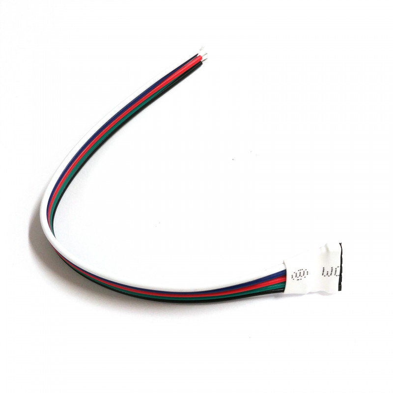 5 PIN CONNECTOR (FEMALE) FOR 5050 RGBW / RGBWW LED STRIP