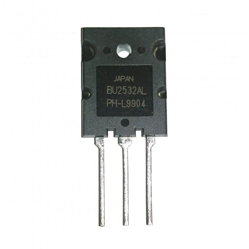 POWER TRANSISTOR SILICON DIFFUSED BU2532 800V 16A