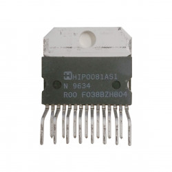 IC HIP0081AS1 QUAD INVERTER POWER DRIVER 5V 2.2A/6A