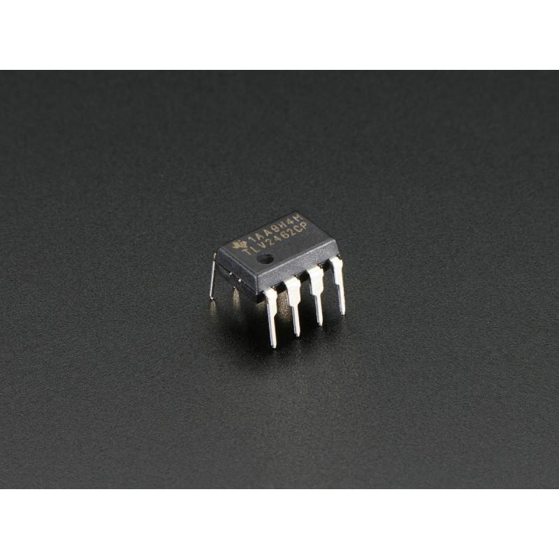 OP AMP DUAL RAIL TO RAIL 2.7 - 6V 80mA OUTPUT