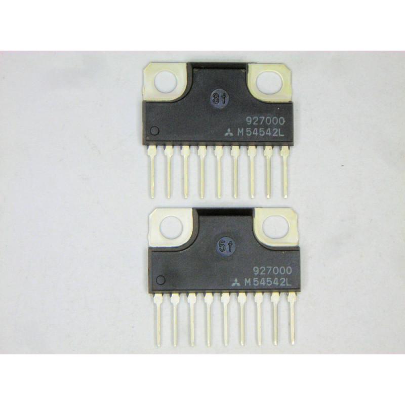 MOTOR DRIVER BI-DIRECTIONAL M54542L 6-15V
