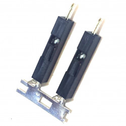 DUPONT BREADBOARD JUMPER TERMINAL 1P (M) 2PC/SET