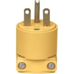 POWER PLUG NEMA 6-15A 15A 250V