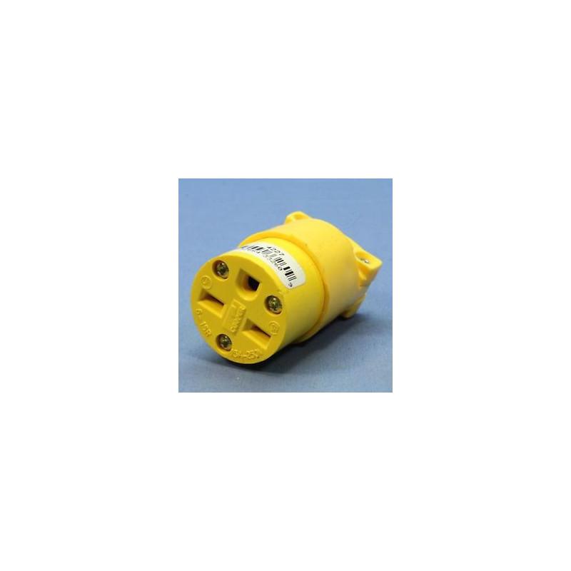 POWER SOCKET NEMA 6-15R 15A 250V