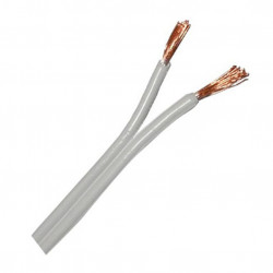 HOOK UP WIRE 2X12AWG W/W - PER FOOT