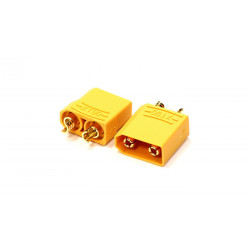CONNECTORS, XT90 - M/F (PAIR)