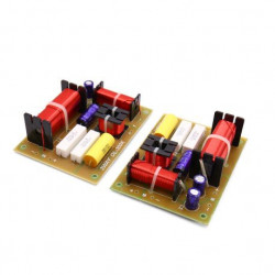 SPEAKER CROSSOVER (X-OVER) 3-WAY, 4-8OHM, 180W, 2PCS/PKG