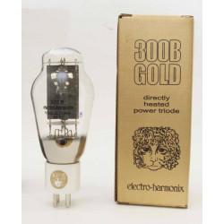 TUBE, ELECTRO-HARMONIX 300B GOLD