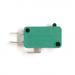 MICRO SWITCH, SPDT, 15A, KW1-103 1/4 INCH CONTACT