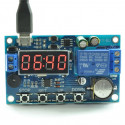 24H PROGRAMMABLE 12V CYCLE/DELAY MODULE
