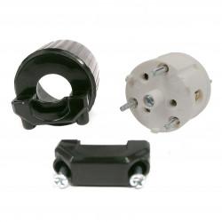 COMMERICAL GRADE POWER SOCKET (F) NEMA 6-15R 250VAC 15A