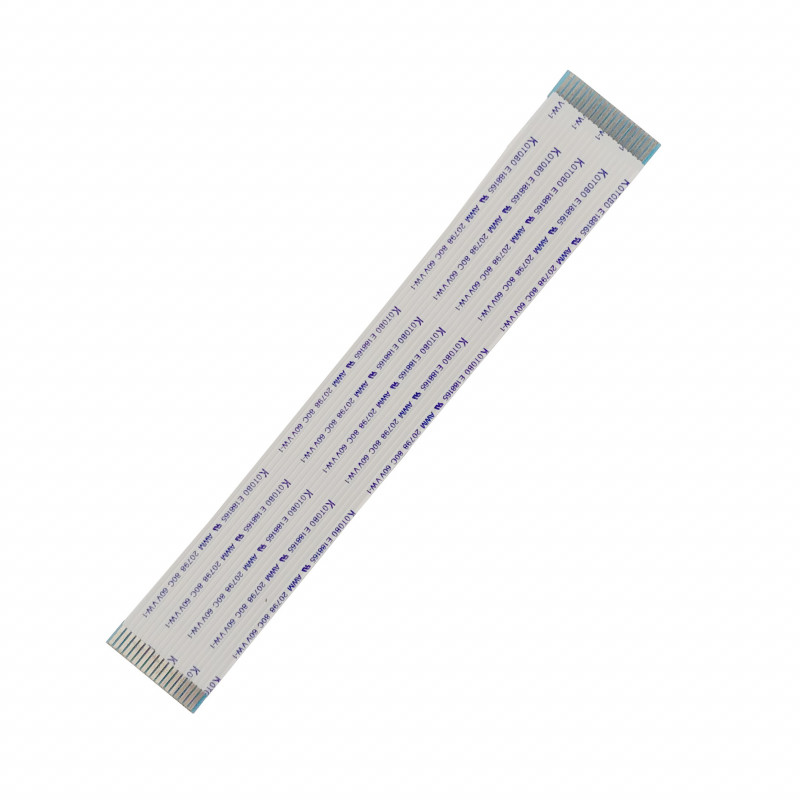 LAPTOP POWER RIBBON CABLE, 18 PINS, L: 120MM, W:19MM