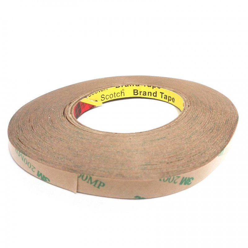3M 200MP ACRYLIC ADHESIVE DOUBLE COATED TAPES 50M/ROLL
