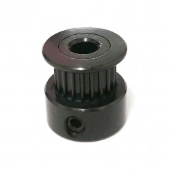 TIMING MOTOR PULLEY GT2, 20 TEETH, 5MM SHAFT