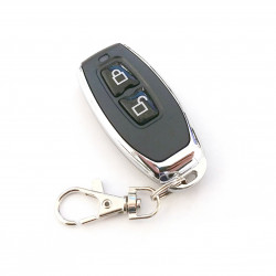 PREMIUM REMOTE 2 WAY / BUTTON WATERPROOF, ALUMINUM