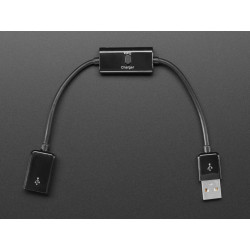 USB EXTENSION CABLE WITH DATA/CHARGE SYNC SWITCH