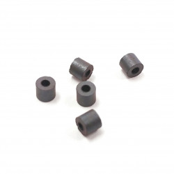 FERRITE RINGS D:3MM X ID: 1MM X H: 4MM 10PCS