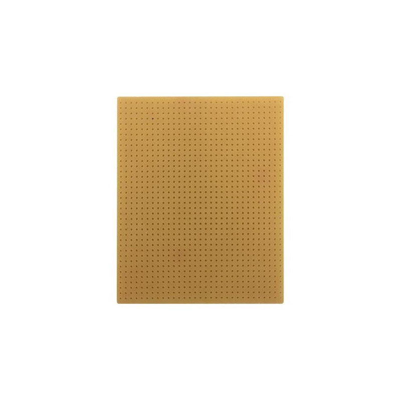 BARE PROTOTYPE BOARD NO COPPER 100 X 80MM