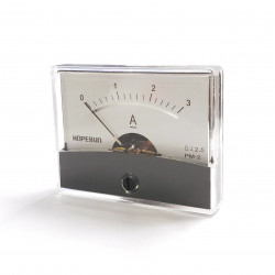 PANEL METER PM-2 3A DC 61 X 48.25MM