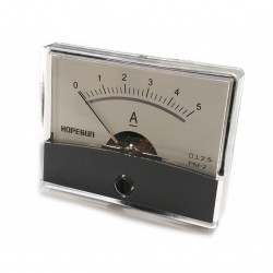 PANEL METER PM-2 5A DC 61 X 48.25MM
