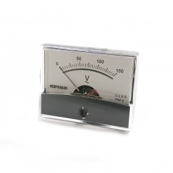 PANEL METER PM-2 150V AC 61 X 48.25MM