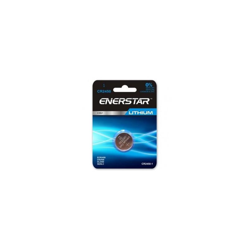 BATTERIES GP-CR2450-C5 3V LITHIUM