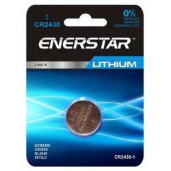 BATTERIES GP-CR2430-C5 3V LITHIUM