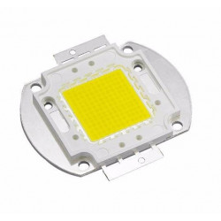 LED 100W COOL WHITE 6500 - 7000K 3V - 36V EMITTER