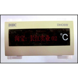 DIGITAL TEMPERATURE CONTROL 0-399C DHC6W-K