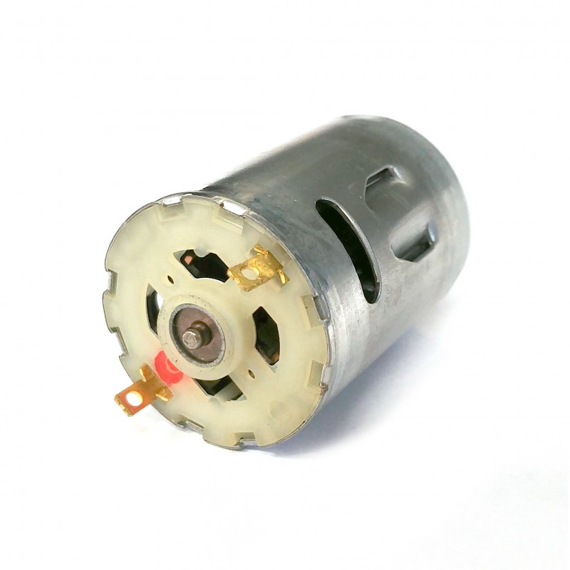 MOTOR MABUCHI 32V 0.14A 18800RPM RS-385SD-18100