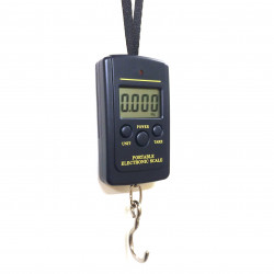 TOOL, PORTABLE ELECTRONIC SCALE 40KGX10KG