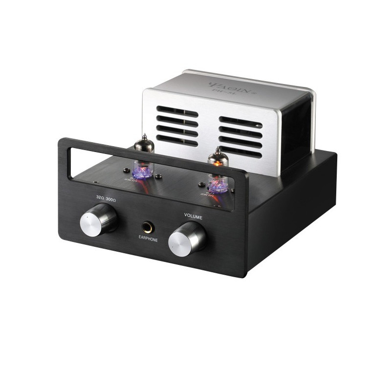 YAQIN TUBE HEADPHONE AMP PH-5L 6JI X 2